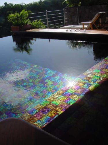 GLASS TILE IN WATER 2